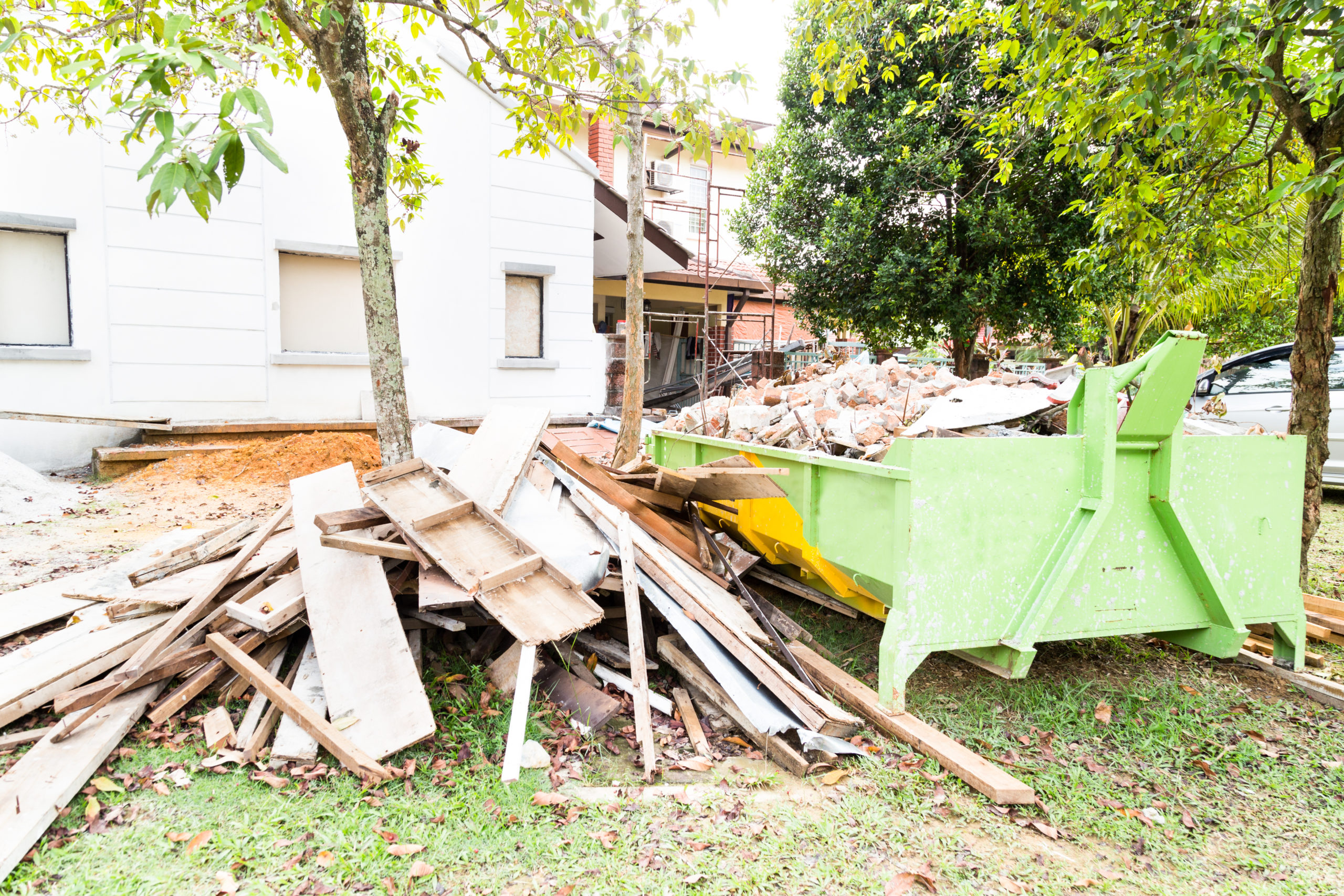 Garden Rubbish Clearance