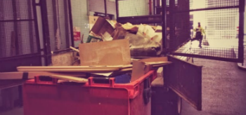 Construction Waste Removal London