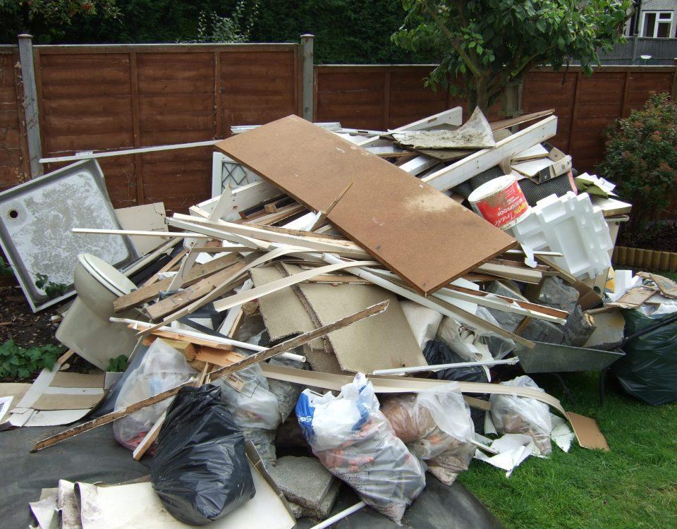 License Garden Rubbish Disposal Services