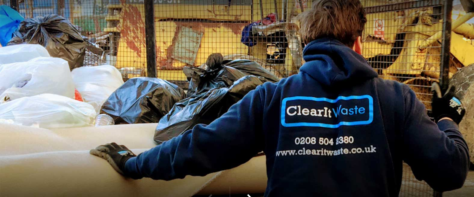 Clear It Waste Operative
